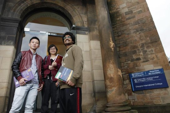 Glasgow International College (GIC)