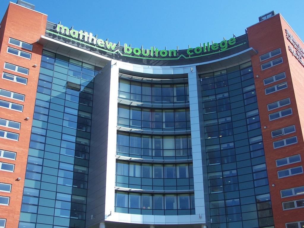 Matthew Boulton College