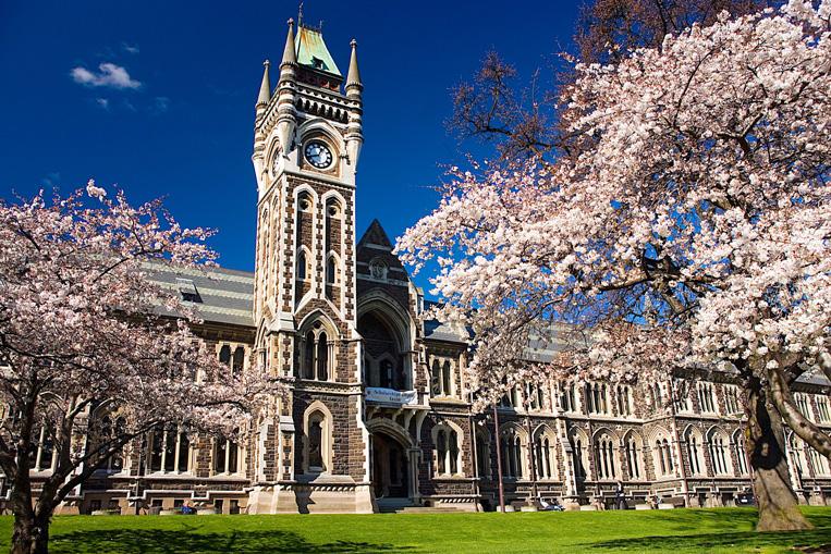 University of Otago (Dunedin)