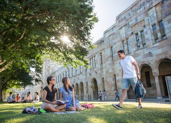 IES Foundation Year (The University of Queensland)