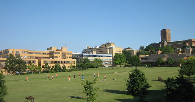 University of Surrey International Study Centre